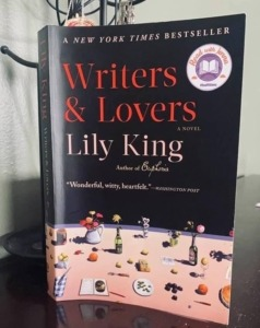 Writers and Lovers paperback book